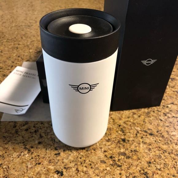 MINI Cooper Other | Only 1 Left Travel Mug | Poshmark